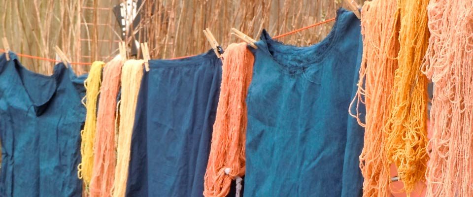 Indigo Dye and Fiber Works - Portland, Oregon